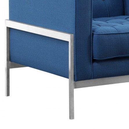 Canes Venatici Contemporary Sofa Chair in LA : Chairs | CasaOne