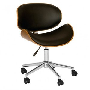 Algieba Modern Chair In Black