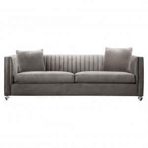 Agena Contemporary Sofa Beige