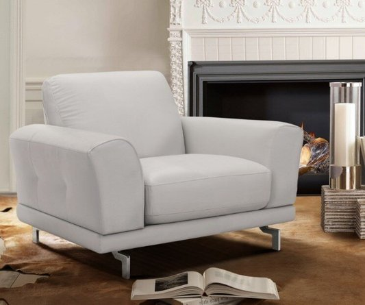 Indus Contemporary Chair Dove Gray