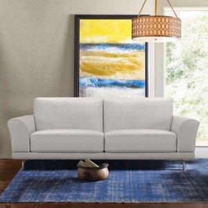 Indus Contemporary Sofa Dove Gray