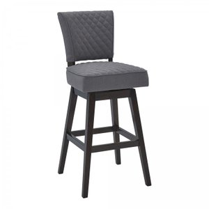 "Tigris 30"" Counter Height Barstool Gray"