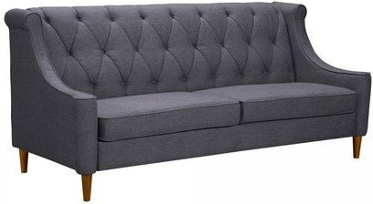 Centaurus Mid-Century Sofa Gray