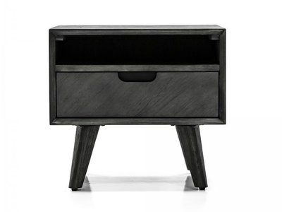 Mohave Nightstand Tundra Gray