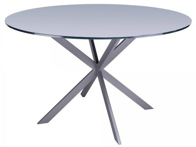 Mystere Modern Dining Table Gray