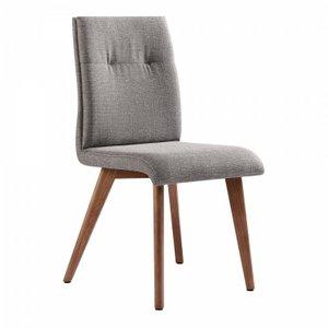 Armless Mid-Century Dining Chair