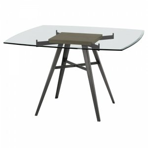 Monoceros Contemporary Dining Table Glass