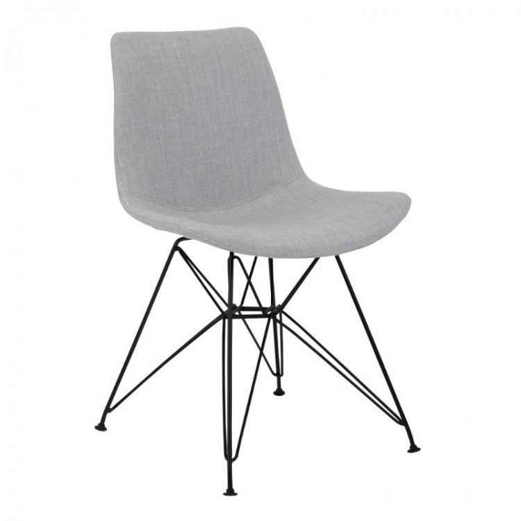 Rent In San Francisco Bay Area: Rent Cindy Contemporary Dining Chair Gray