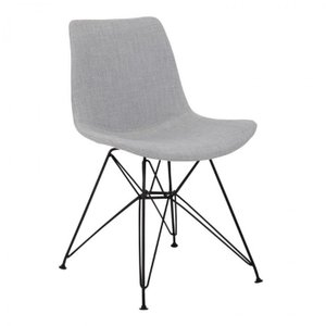 Cindy Contemporary Dining Chair Gray