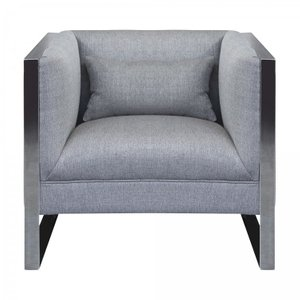 Vince Contemporary Chair Gray