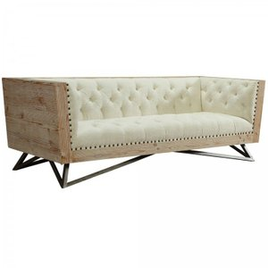 Whitney Cream Sofa