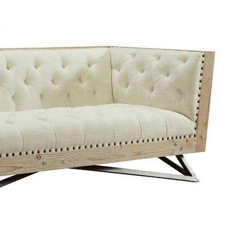 Whitney Cream Sofa
