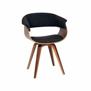 Kyle Modern Chair  Charcoal