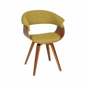 Laura Modern Chair Green