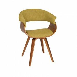Laura Modern Chair Green