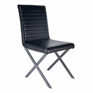 Ana Modern Dining Chair Gray