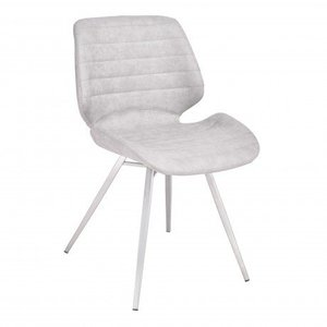 Teresa Contemporary Dining Chair Vintage Gray