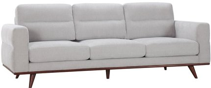 Leonardo Sofa Light Taupe