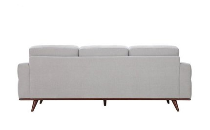 Leonardo Sofa Light Gray