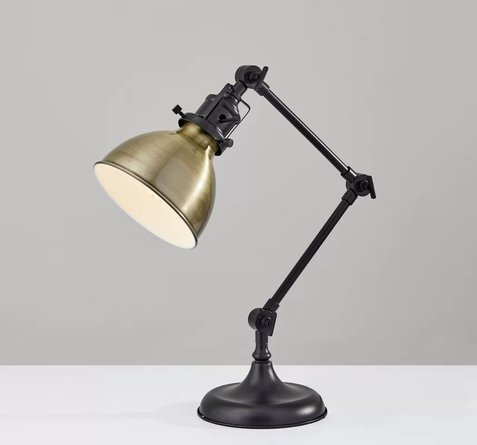 """Mcmurtry 18.5"""" Table Lamp Black"""