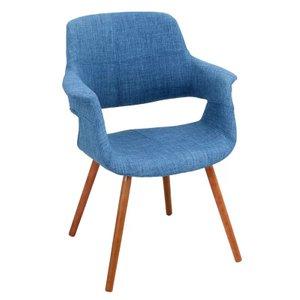Frederick Arm Chair Blue