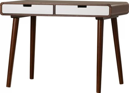Shrora Writing Desk Brown