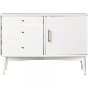 """Colin TV Stand for TVs up to 40"""" White"""