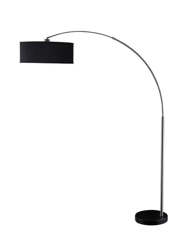 Marquez Floor Lamp Black