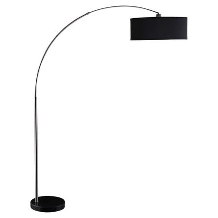 Marquez Floor Lamp Black