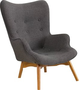 Ancha Vista Mid-Century Lounge Dark Gray