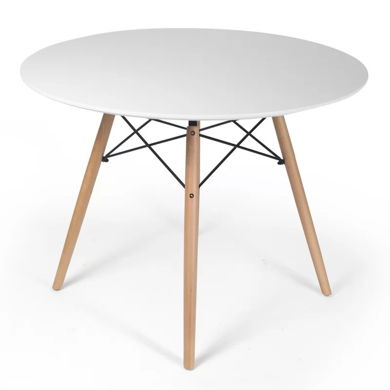 Rent In San Francisco Bay Area: Rent Walsob Dining Table White