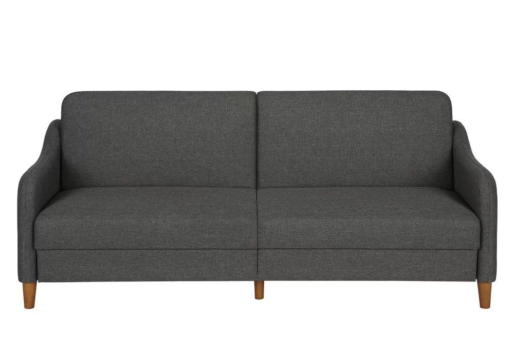 Riley Sleeper Sofa Gray