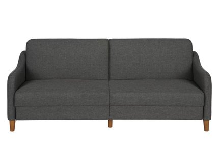 Riley Sleeper Sofa Gray