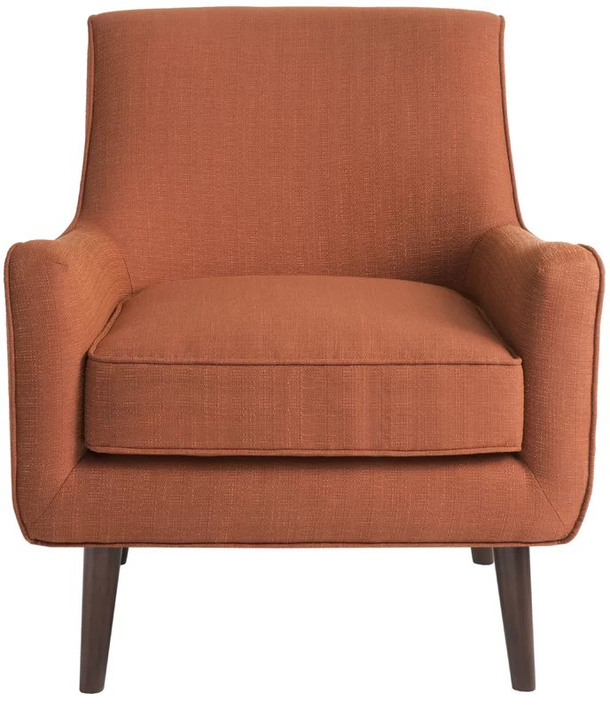Barton Arm Chair Orange