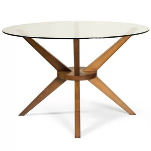 Cassidy Dining Table Walnut
