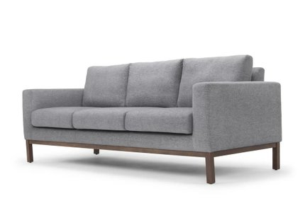 Alena Sofa Beach Gray
