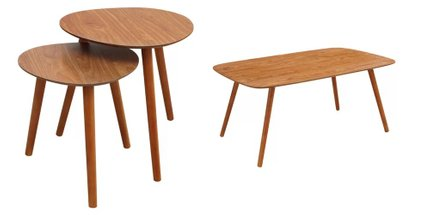 Creenagh Coffee Table And End Table Set