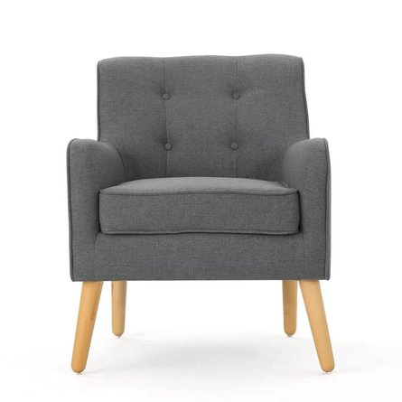 Gissing Armchair Charcoal