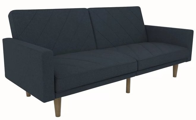 Hawkins Sleeper Sofa Navy Blue