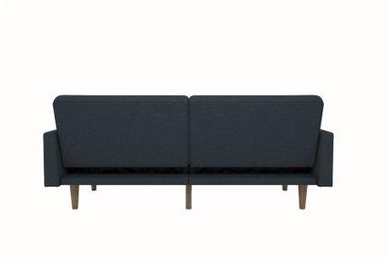 Hawkins Sleeper Sofa Navy Blue