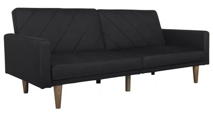 Hawkins Sleeper Sofa Black