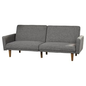 Hawkins Sleeper Sofa Gray