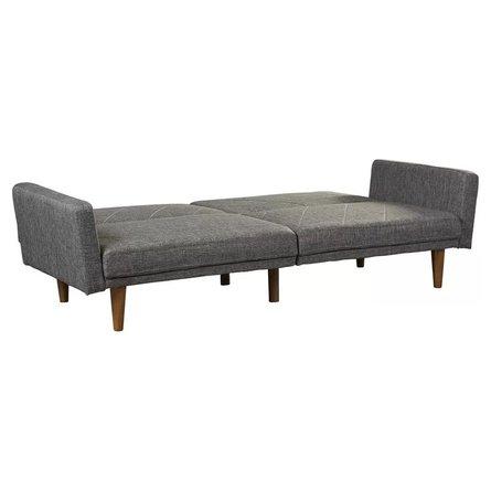 Hawkins Sleeper Sofa Gray