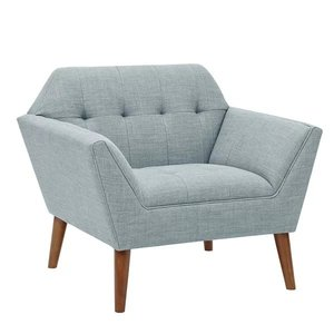 Erin Armchair Light Blue