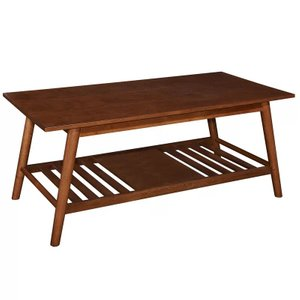 Castula Coffee Table Brown
