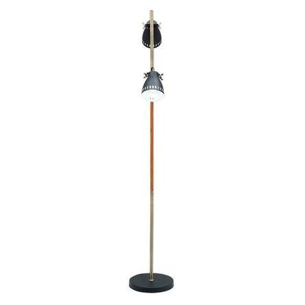 Zelshing Floor Lamp Black