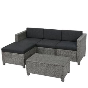 Thorpe Sectional Gray