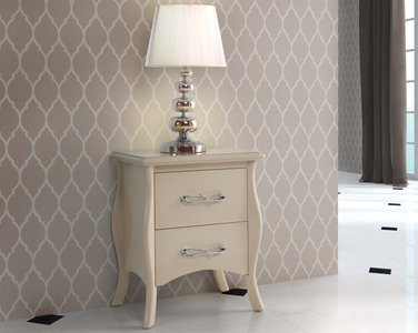 Adagio Night Stand Beige