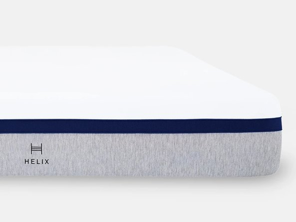 Helix Midnight Twin Mattress 12""