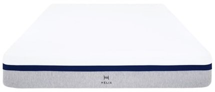 Helix Midnight Queen Mattress 12""